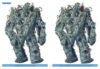 Page intérieure de l'ouvrage Titans